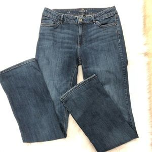 "WHBM ""The Boot"" Jean Size 8"